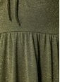 Alexa Chung for AG Elbise Yeşil